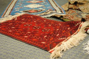What To Do With Your Old Oriental Rugs