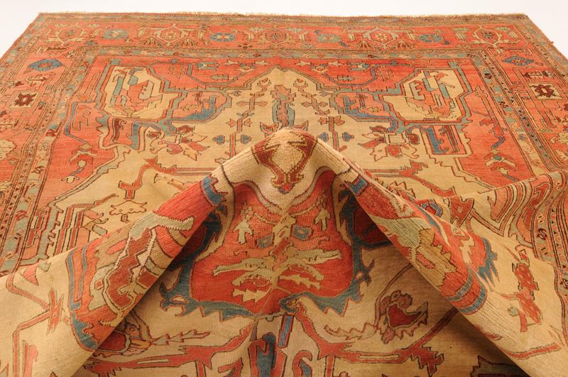 example of serapi rug
