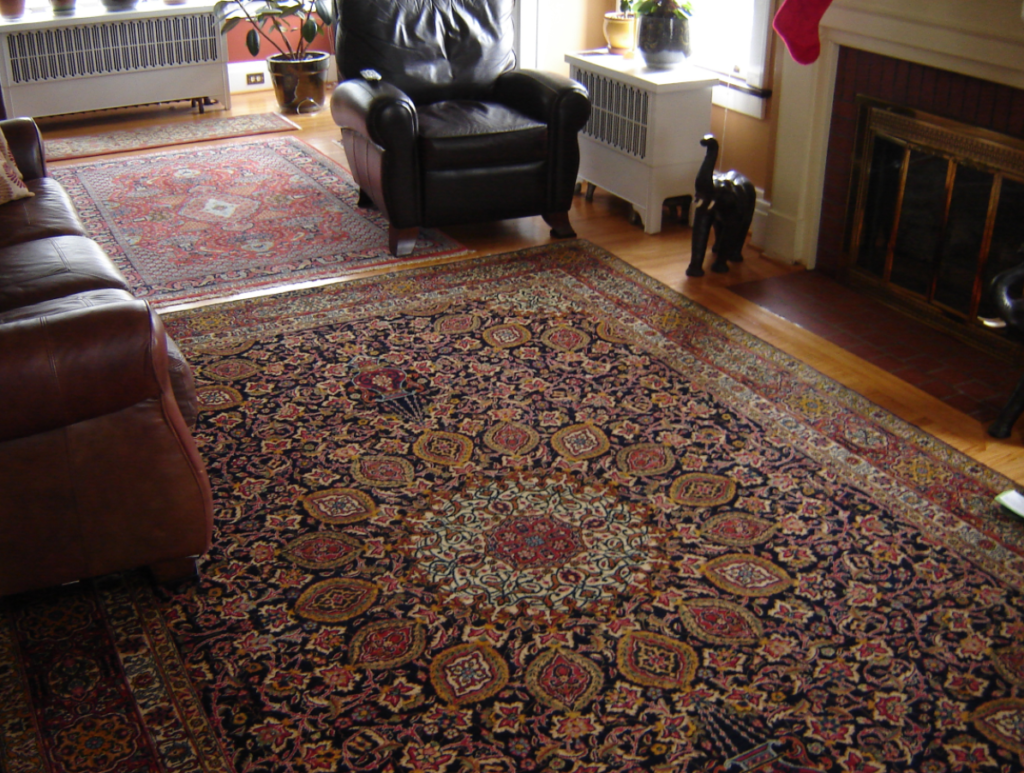 10 Year Old Rug