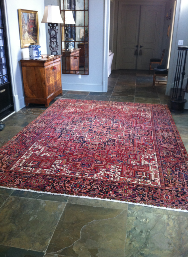 50 Year Old Rug