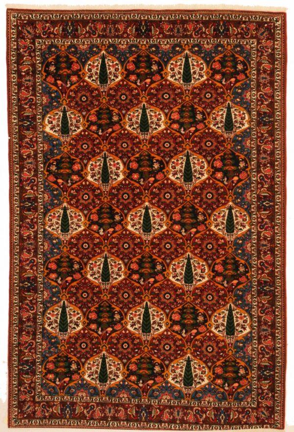 Garden Design Persian Rug