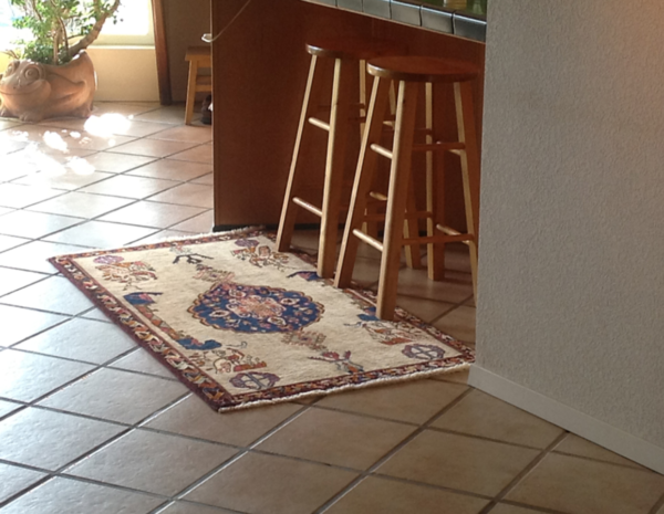 Small Kitchen Rug