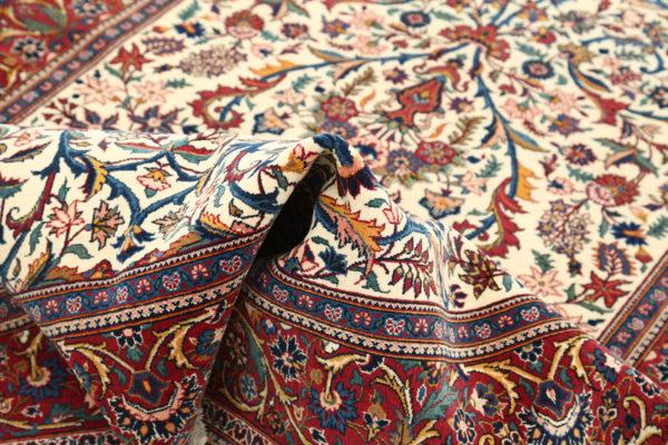 Floral Design Kashan Rug