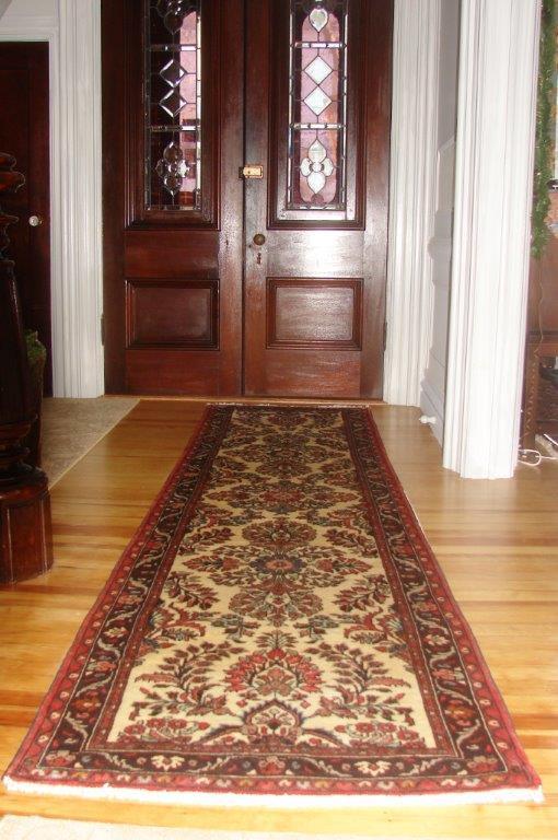 Mehraban Runner In The Hallway