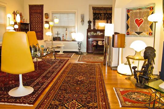 Qashqai Runner In Living Room