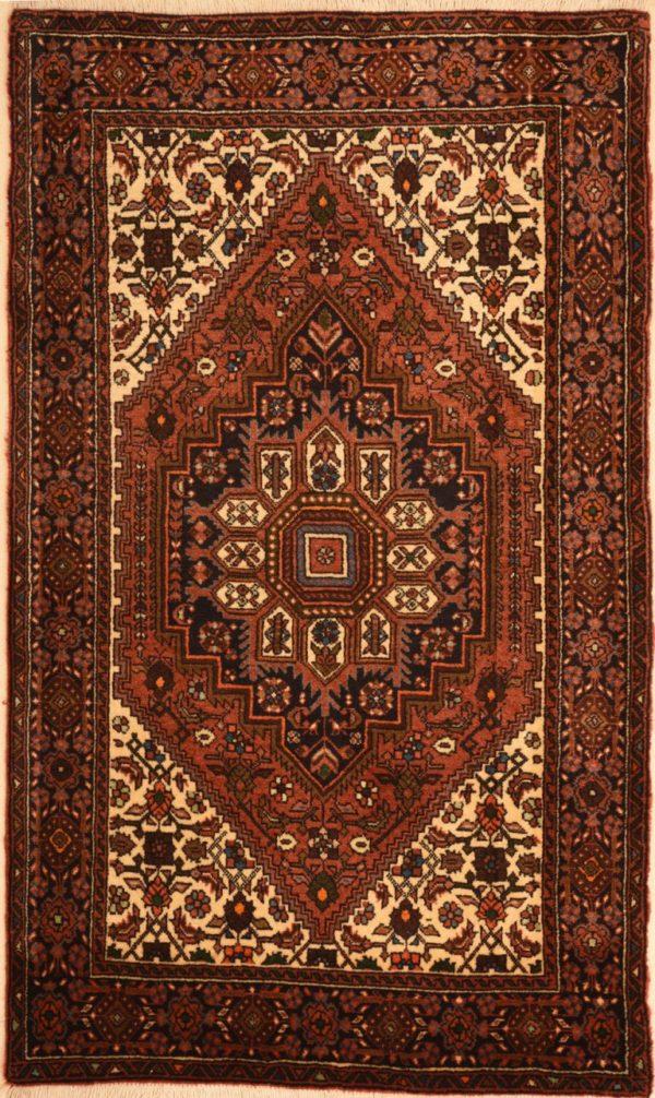 Zanjan Rug With Design Similar To Bijar