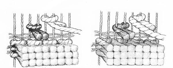 Farsi And Turkish Knot