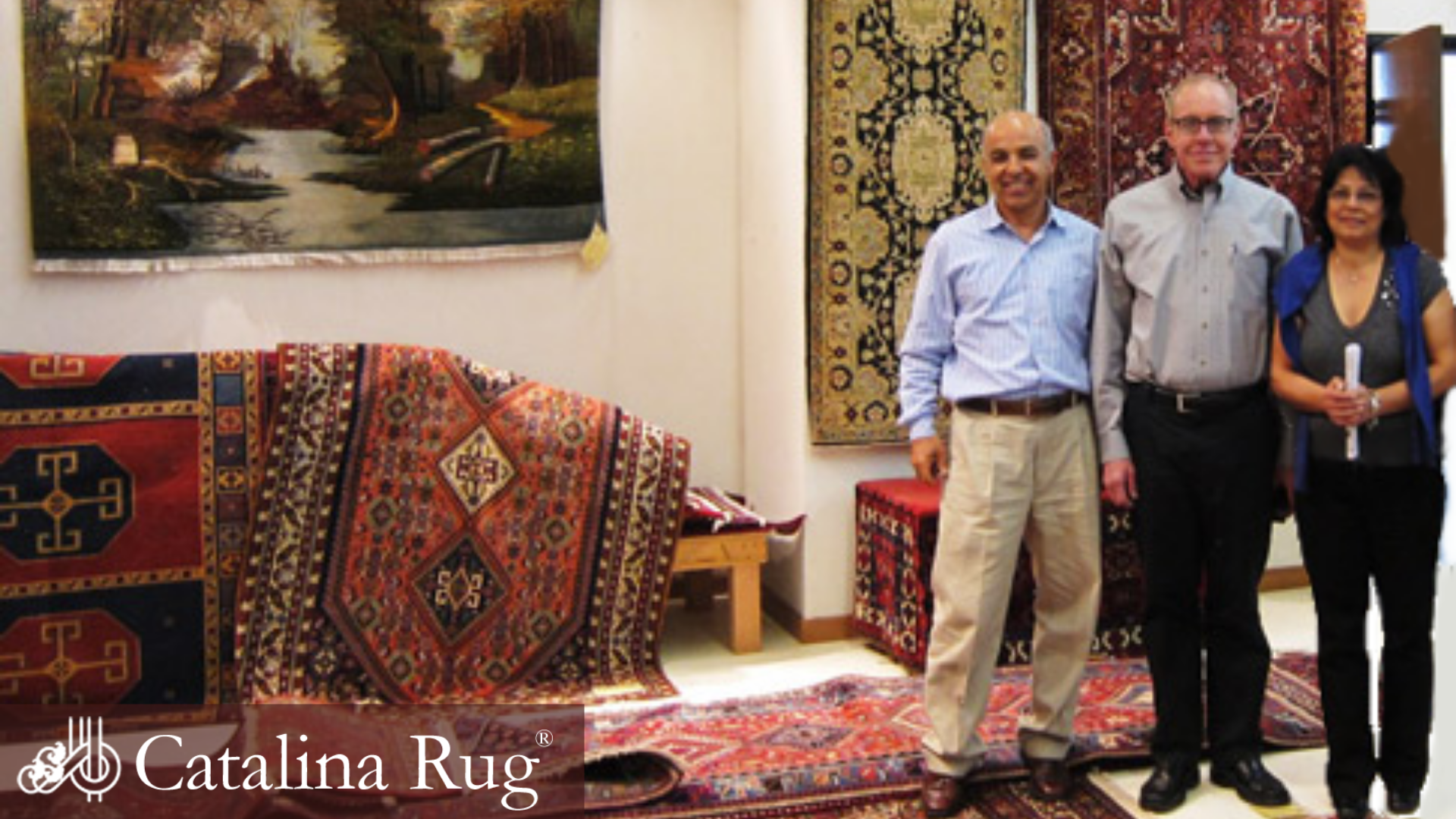 Catalina Rug Co-Founders