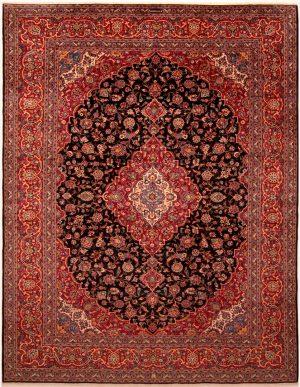 Traditional Kashan Rug