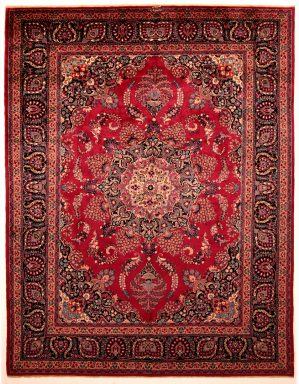 Traditional Red Mashad
