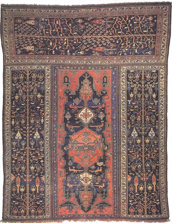 Bibibaff Design Bakhtiari